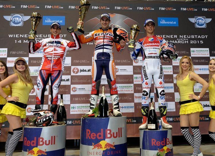podio austriaindoor15