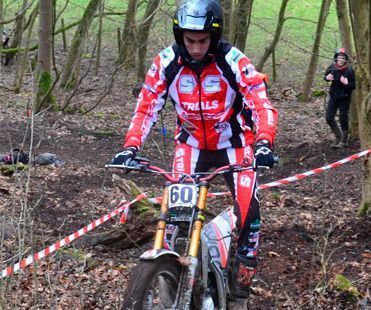 Ross Danby, Hebo y SXS conquistan el national trials uk