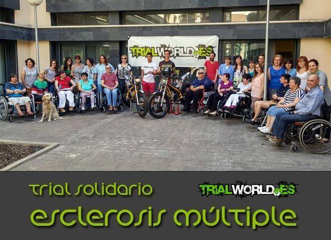Jornada Solidaria a favor de la Esclerosis Multiple | 21 junio
