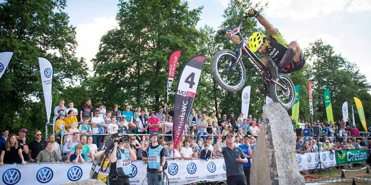 Benito Ros UCI Clean Trials K1 20
