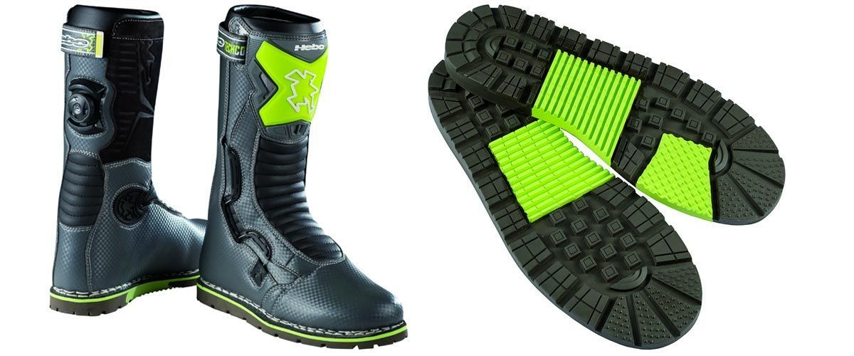 botas hebo tech comp