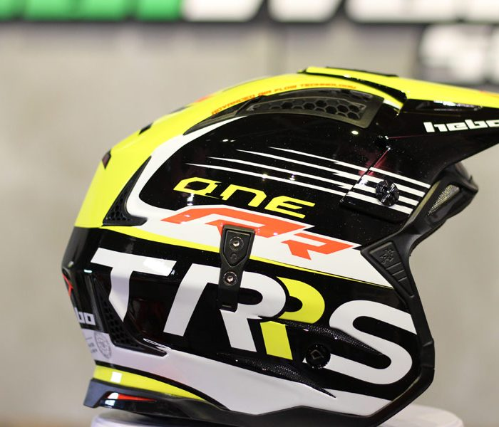Casco TRS Motorcycles Hebo Zone4