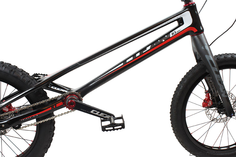 Clean Trials K1 20 carbono