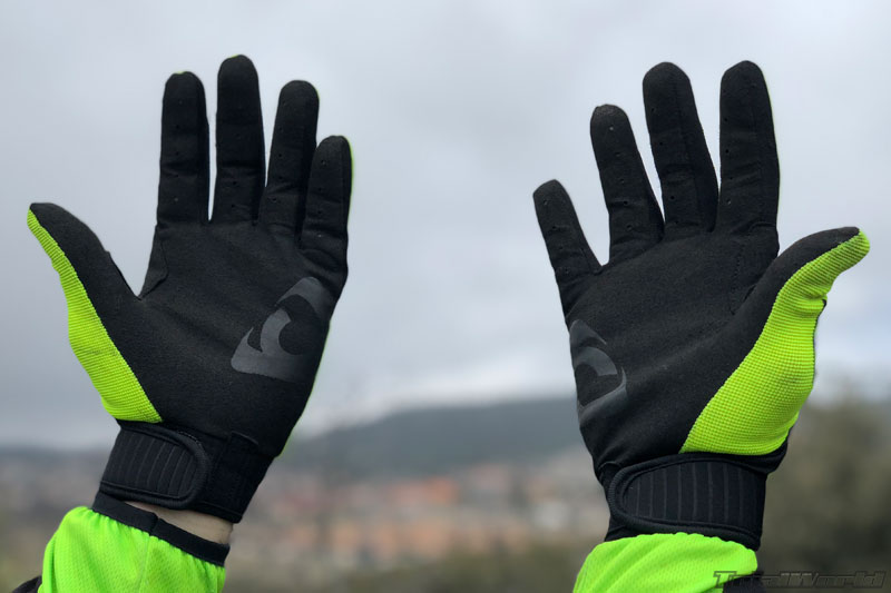 guantes trial clice zone palma