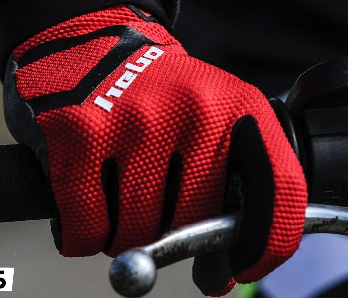 Prueba guantes Hebo Nano PRO III 2020 de trial