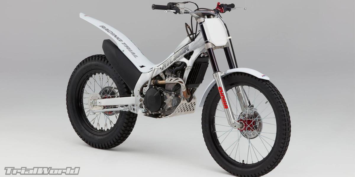 Honda RTL 300R 2017 Trial
