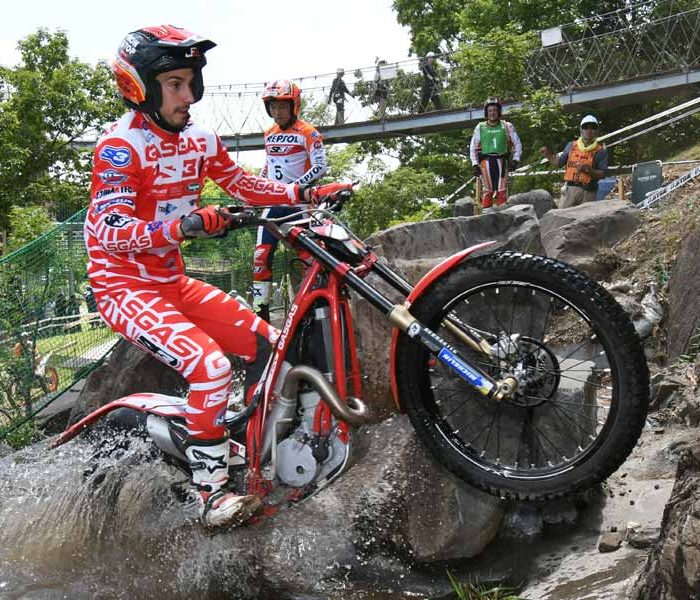 VIDEO | RESUMEN CAMPEONATO DEL MUNDO TRIALGP JAPON