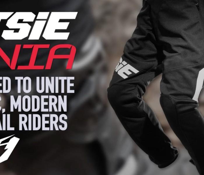 Pantalones Jitsie Omnia diseñados para unir trial clásico y moderno