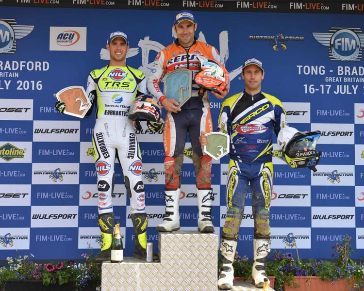 podium trial tong dia 2