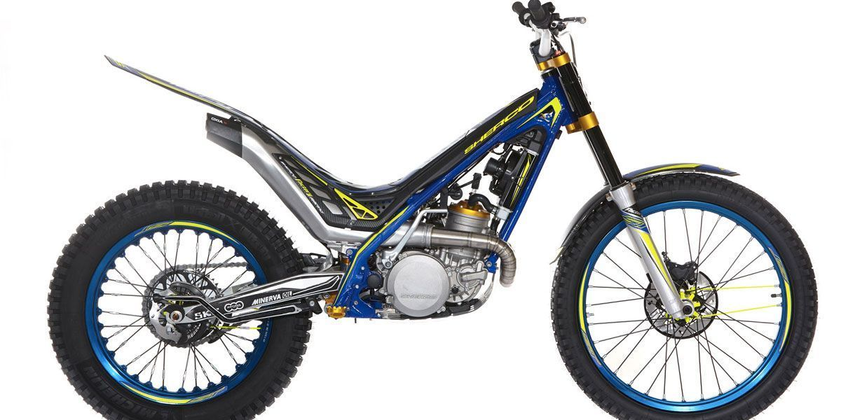 sherco racing 2015 trial