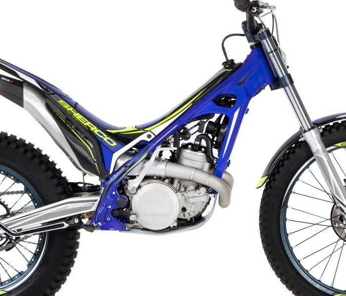 Sherco ST gama 2016