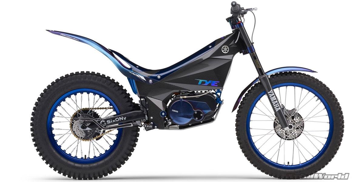 Yamaha TY-E eléctrica TrialE