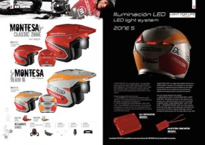casco hebo lights for life