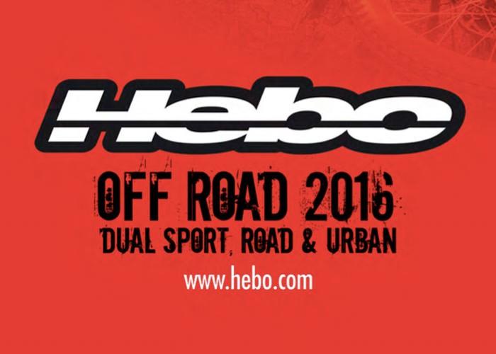 HEBO presenta su nuevo catalogo 2016