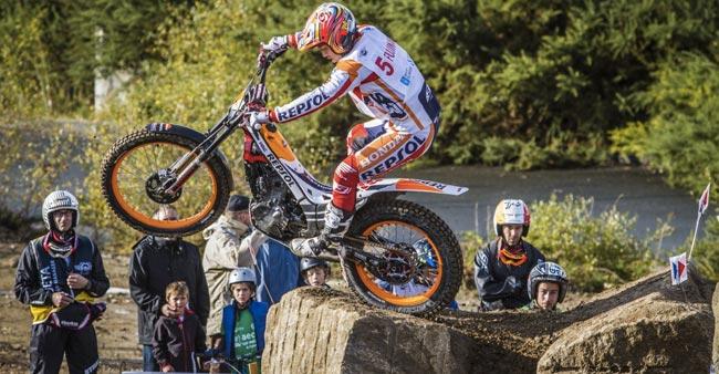 Lo mejor del GP de Trial de Andorra en alta calidad