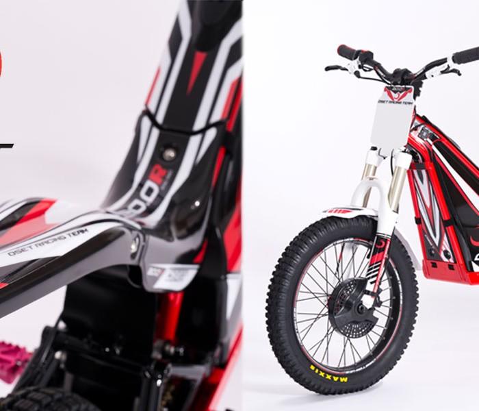 Oset Bikes infantiles eléctricas