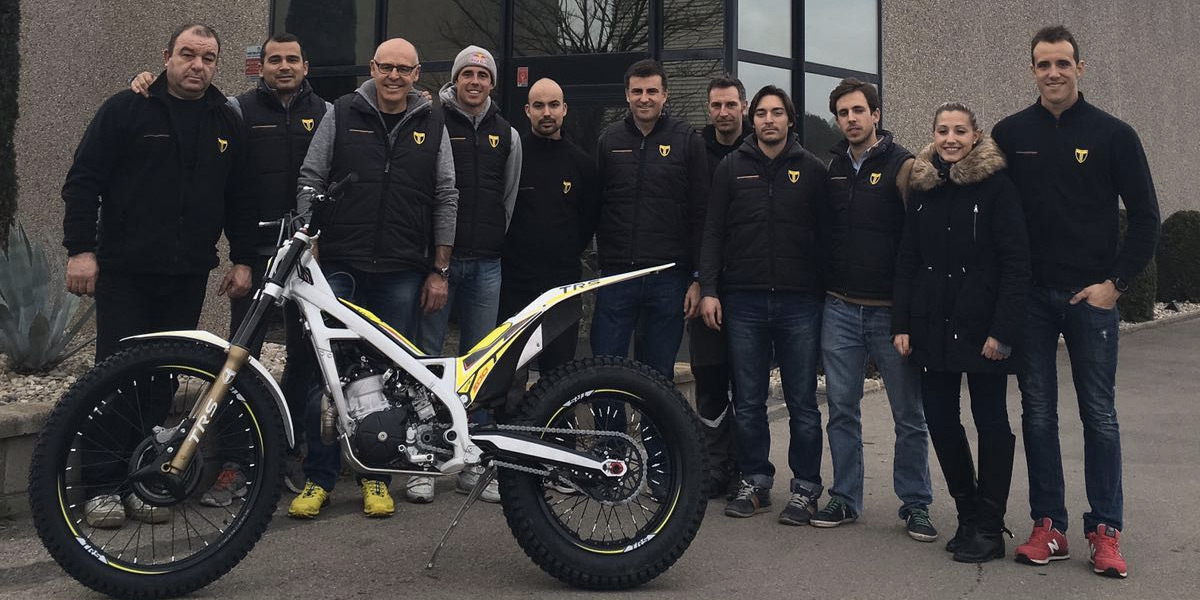 TRS Motorcycles fabrica