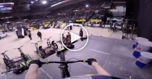 danny macaskill trial indoor sheffield
