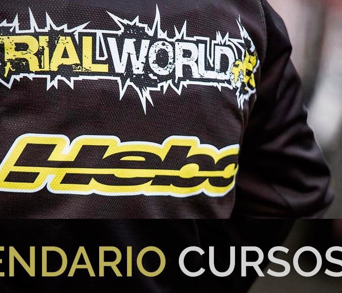 Calendario de cursos de trial 2016 en Trialworld School