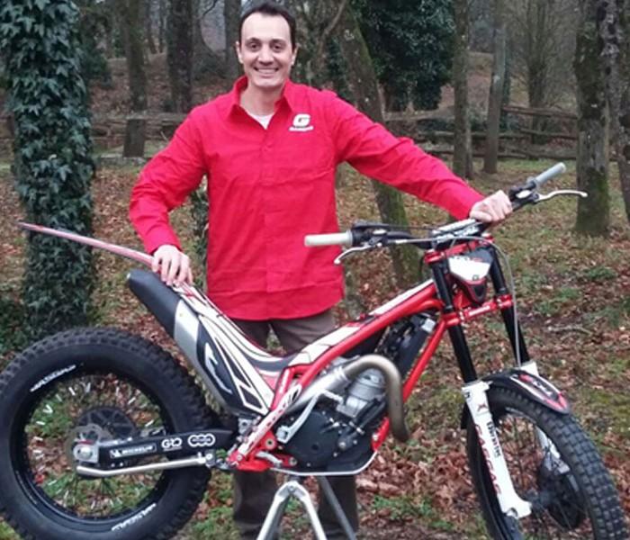 Marc Colomer vuelve a Gas Gas