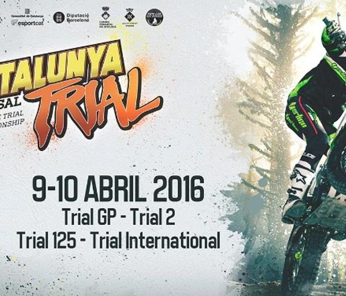 Presentación GP Trial Cal Rosal 9 y 10 abril