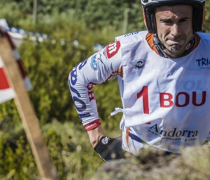 Toni Bou se lesiona pero estará listo para el arranque del mundial