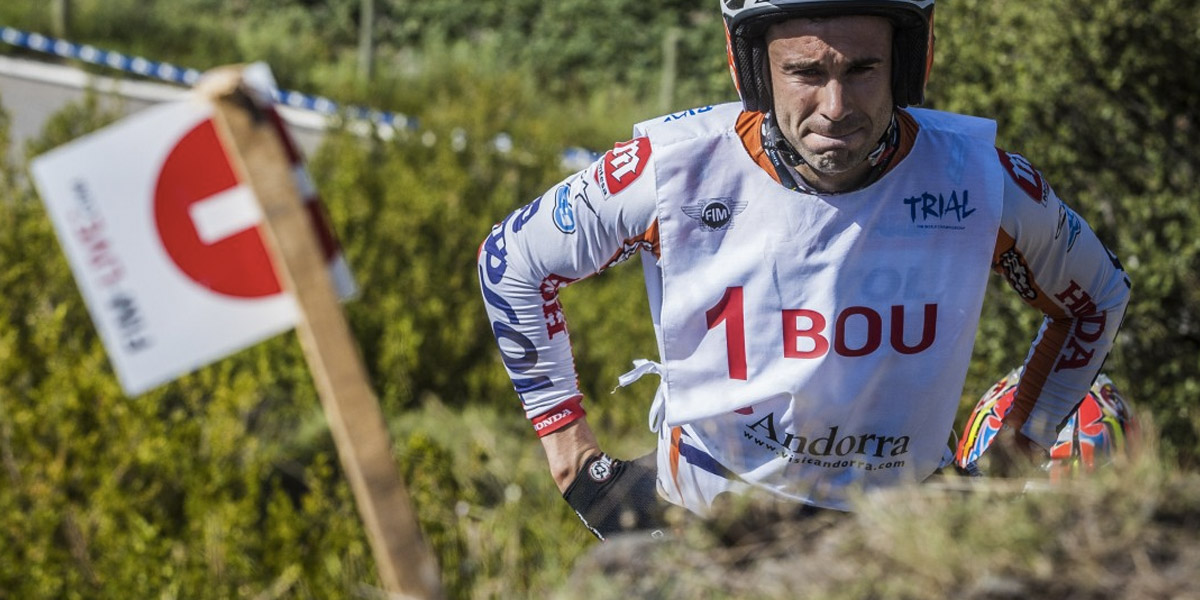 toni bou trial outdoor 2016