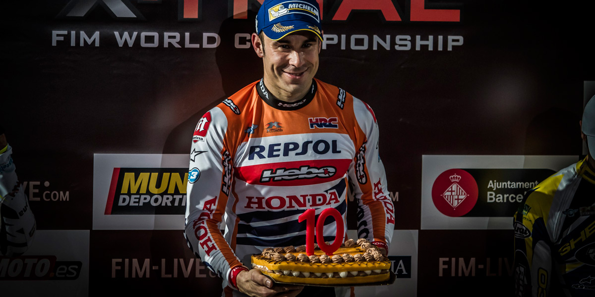 toni bou world champion 2016