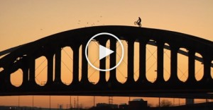 fred crosset urban trial video