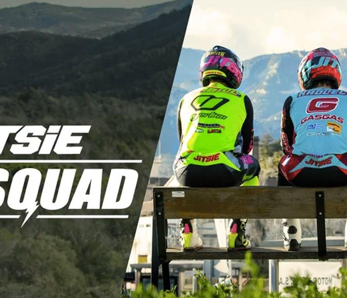 Video: así es la nueva colección Jitsie T3 Squad