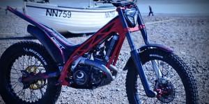 oset bikes prototipo gasolina 24 pulgadas