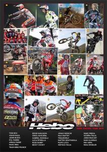 hebo pilotos trial 2016
