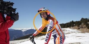 toni bou snow trial