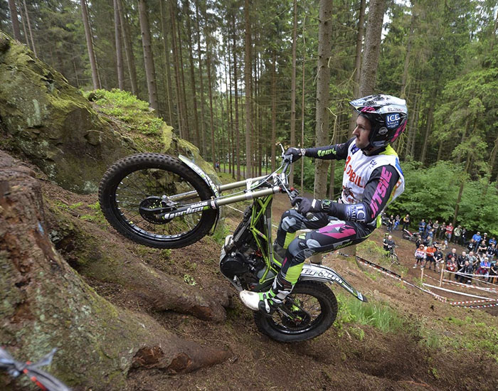 James Dabill Mundial Trial 2016