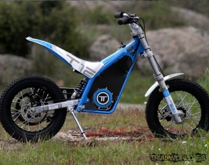 Torrot T12 trial infantil electrica