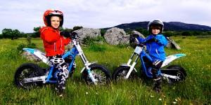 torrot trial electrica para niños