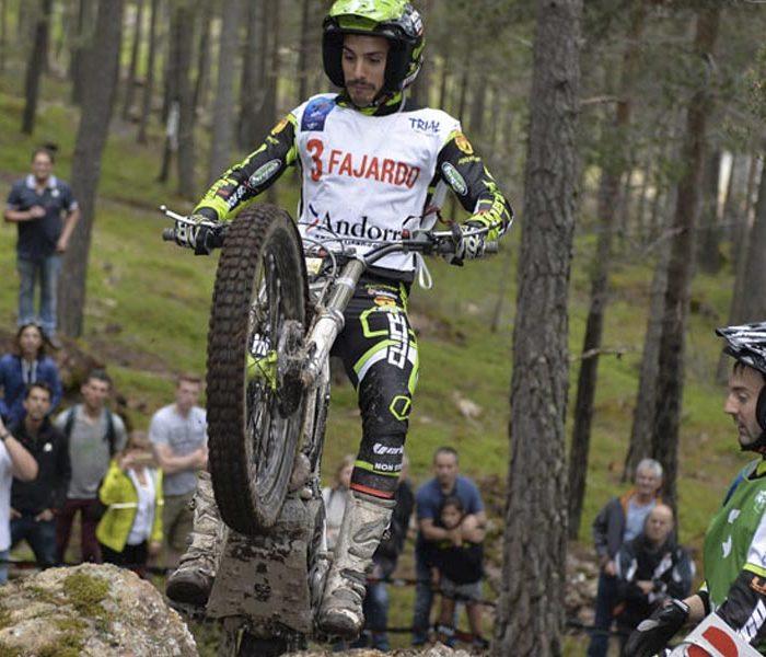 Jeroni Fajardo, lesionado, no estará en Pobladura