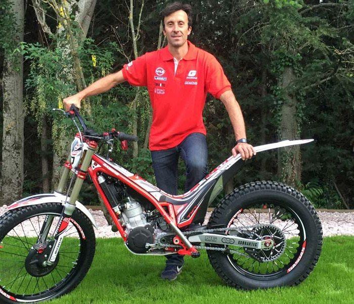 Jordi Pascuet vuelve a Gas Gas