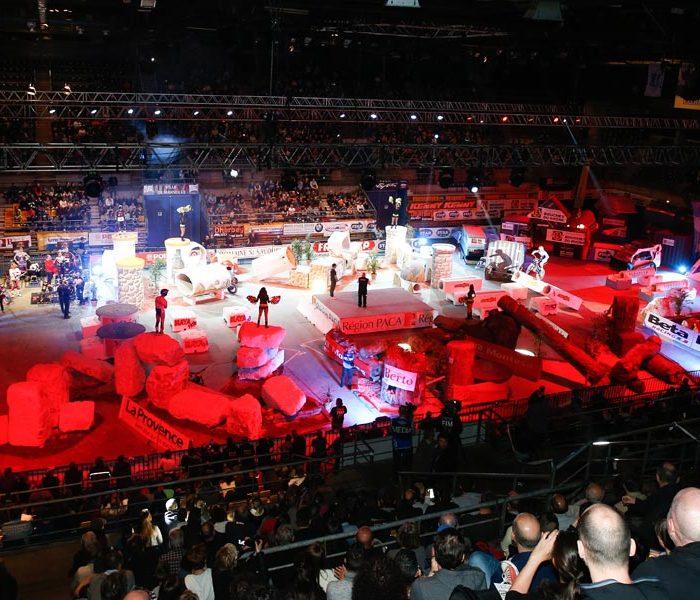 VIDEO | Trial Indoor Barcelona 2017 52 minutos