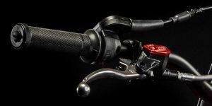 purgado frenos moto trial