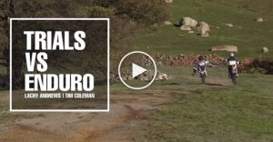 trial vs enduro
