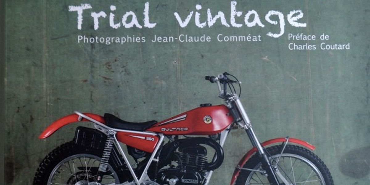 libro trial vintage