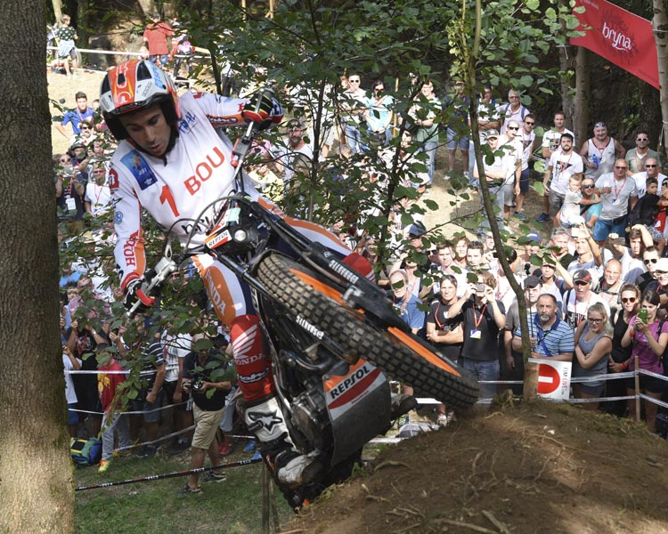 Toni Bou Montesa Trial 2016
