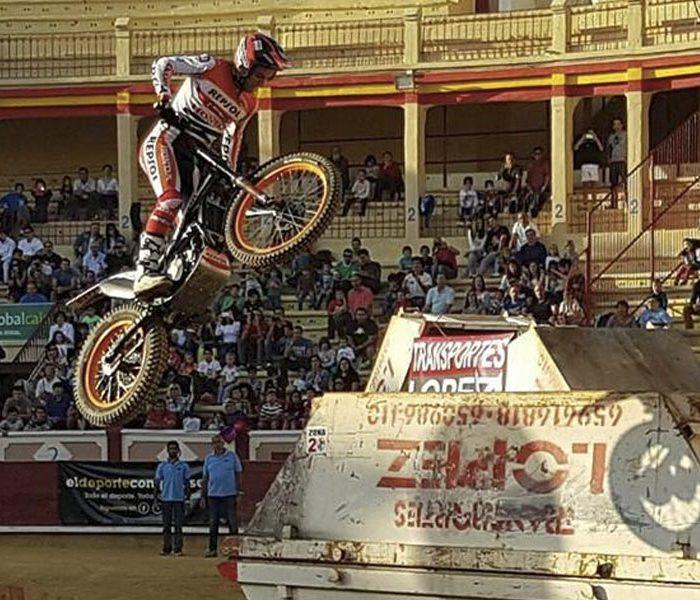 Éxito del Trial Indoor de Cuenca organizado por Trial Team SL