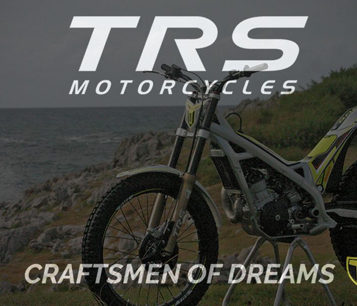 Video | Trial de aventura con la TRS One
