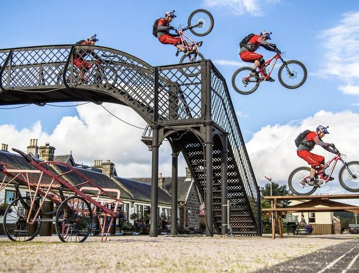 VIDEO | Wee Day Out con Danny Macaskill