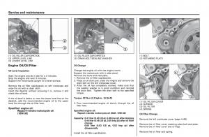 capacidad aceite motor Montesa Cota 4RT