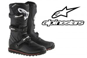 botas alpinestars trial tech negro 2017