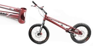 Cleans Trial bicicleta biketrial