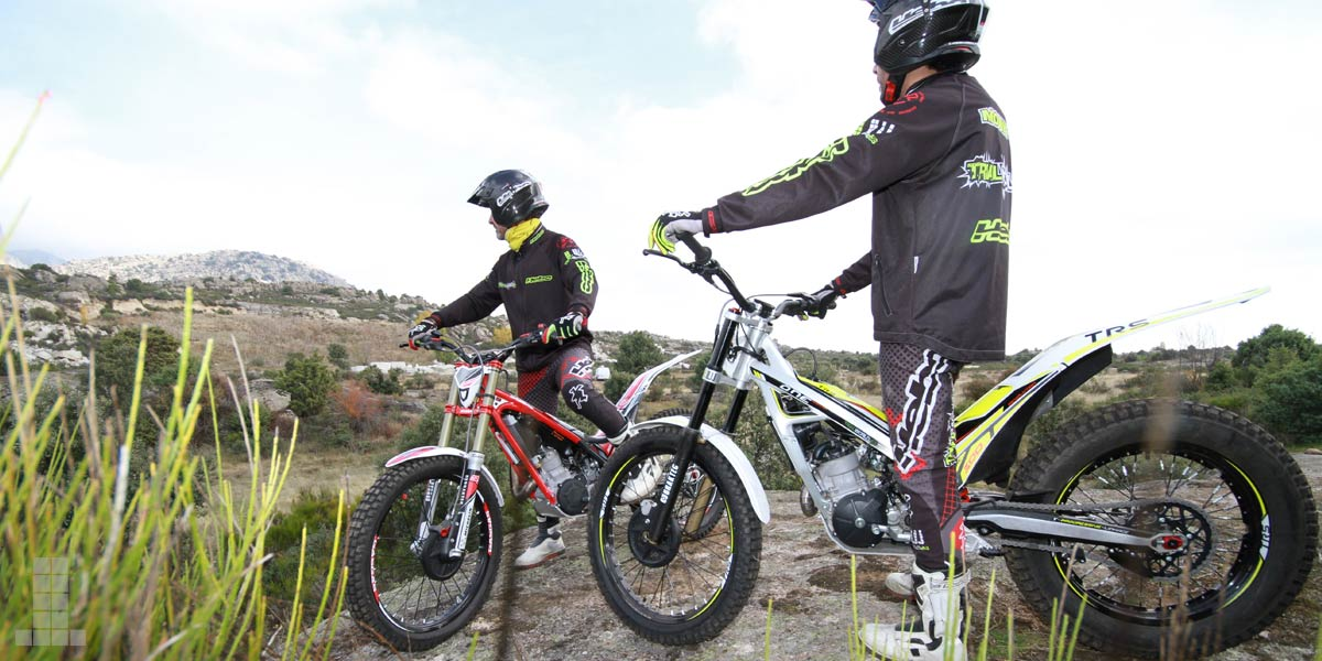 Comparativa Gas Gas Racing TRS One 2017